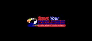 Sport Your Colors Logo - Large