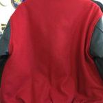 WPHS Varsity Jacket Back Blank