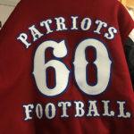 WPHS Varsity Jacket Back